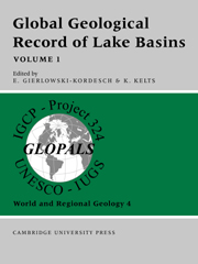Global Geological Record of Lake Basins