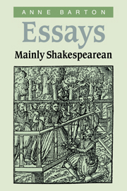 Essays, Mainly Shakespearean
