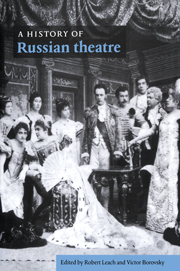 A History of Russian Theatre