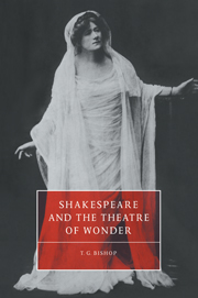 Shakespeare and the Theatre of Wonder