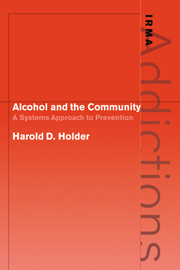 Alcohol and the Community