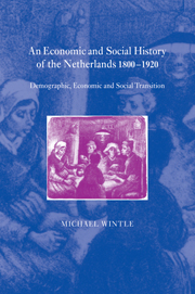 An Economic and Social History of the Netherlands, 1800–1920