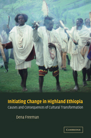 Initiating Change in Highland Ethiopia