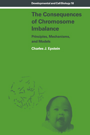 The Consequences of Chromosome Imbalance