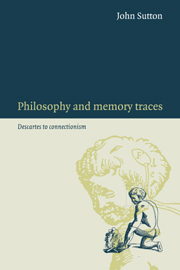 Philosophy and Memory Traces