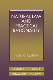 Natural Law and Practical Rationality