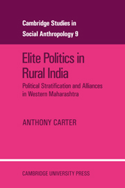 Elite Politics in Rural India
