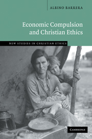 Economic Compulsion and Christian Ethics
