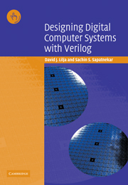 Designing Digital Computer Systems with Verilog