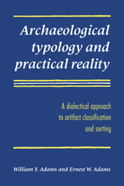 Archaeological Typology and Practical Reality