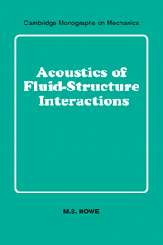 Acoustics of Fluid-Structure Interactions