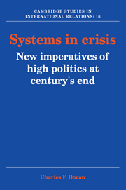 Systems in Crisis