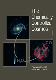 The Chemically Controlled Cosmos