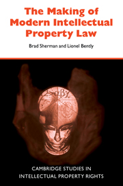 The Making of Modern Intellectual Property Law