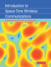 Introduction to Space-Time Wireless Communications