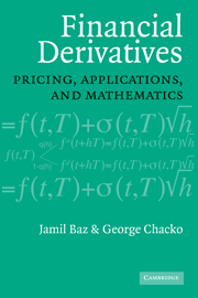 Financial Derivatives