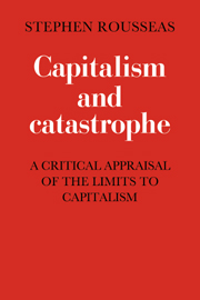 Capitalism and Catastrophe