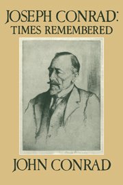 Joseph Conrad: Times Remembered