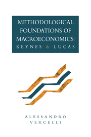 Methodological Foundations of Macroeconomics