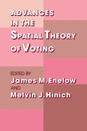 Advances in the Spatial Theory of Voting