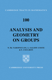 Analysis and Geometry on Groups