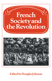 French Society and the Revolution
