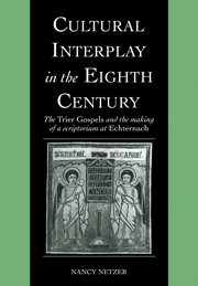 Cultural Interplay in the Eighth Century
