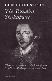 The Essential Shakespeare