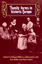 Family Forms in Historic Europe