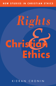 Rights and Christian Ethics