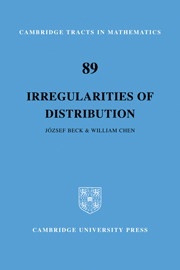 Irregularities of Distribution