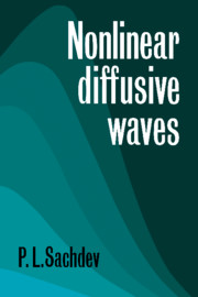 Nonlinear Diffusive Waves