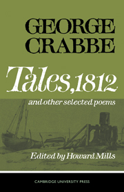 Tales 1812 and Selected Poems