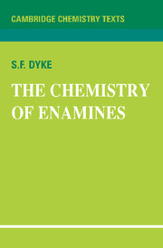 The Chemistry of Enamines