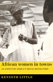 African Women in Towns