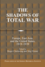 The Shadows of Total War