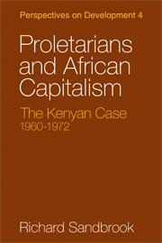 Proletarians and African Capitalism