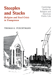 Cambridge Studies in Religion and American Public Life