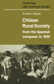 Chilean Rural Society