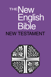 New English Bible, New Testament