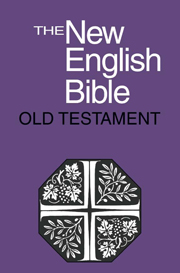 New English Bible, Old Testament