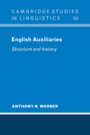 English Auxiliaries