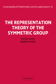 The Representation Theory of the Symmetric Group