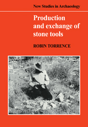 Production and Exchange of Stone Tools
