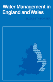 Water Management in England and Wales