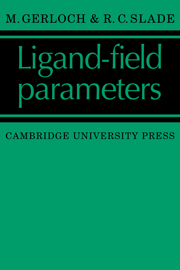 Ligand-Field Parameters