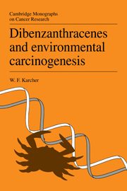 Dibenzanthracenes and Environmental Carcinogenesis
