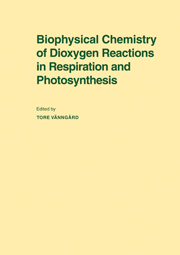 Biophysical Chemistry of Dioxygen Reactions in Respiration and Photosynthesis