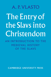 The Entry of the Slavs into Christendom
