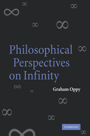 Philosophical Perspectives on Infinity